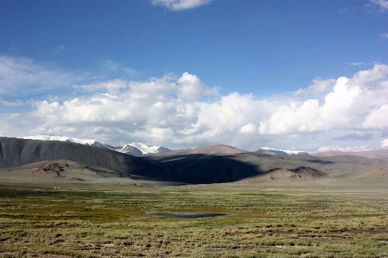 mongolia-s-landscape