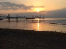 Early Morning Sea of Galilee